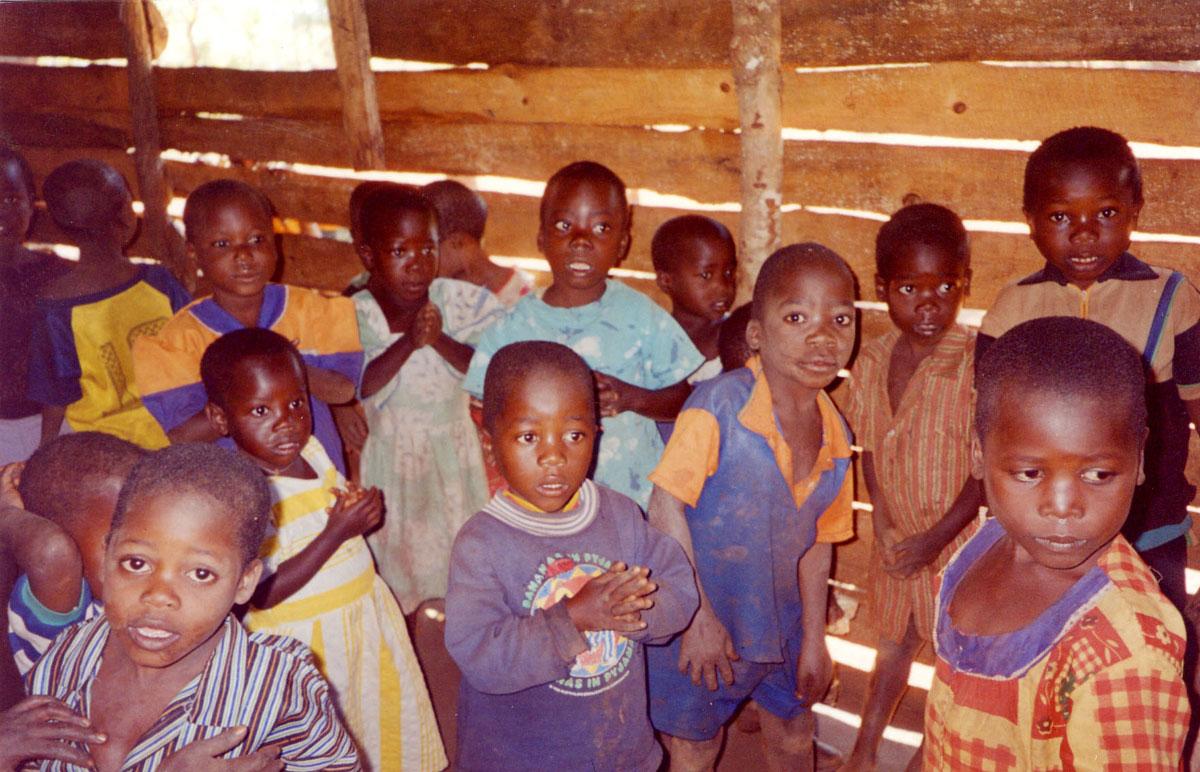 HUDT Work - Helping children in Zambia